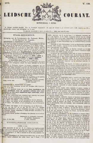 Leydse Courant 1882-06-01