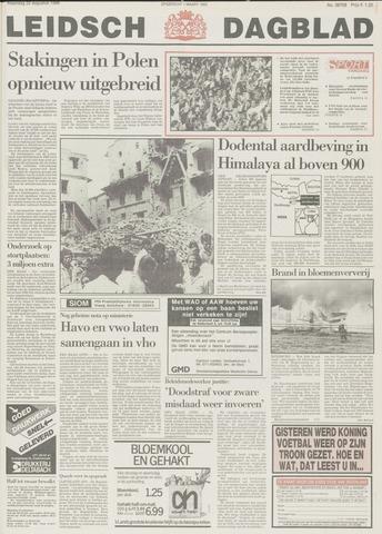 Leidsch Dagblad 1988-08-22