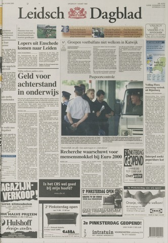 Leidsch Dagblad 2000-06-10
