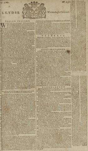 Leydse Courant 1767-11-18