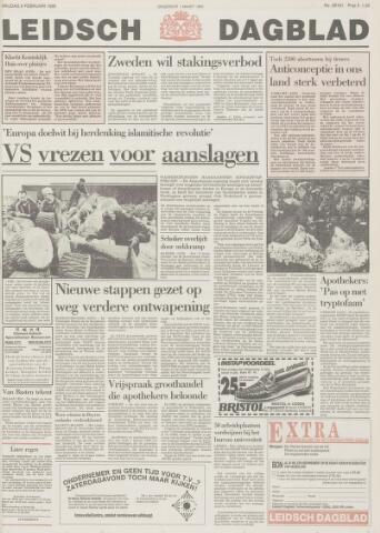Leidsch Dagblad 1990-02-09