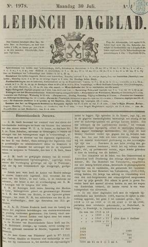 Leidsch Dagblad 1866-07-30