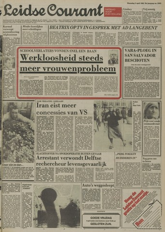 Leidse Courant 1980-04-02