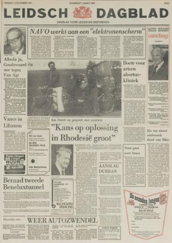 Leidsch Dagblad 1977-12-13
