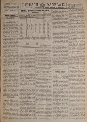 Leidsch Dagblad 1920-01-06