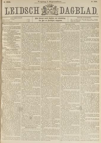 Leidsch Dagblad 1894-09-07