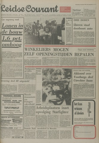 Leidse Courant 1975-01-15