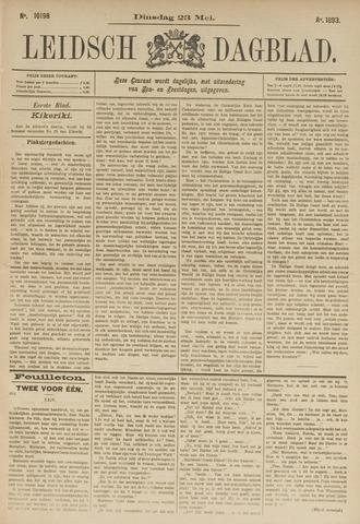 Leidsch Dagblad 1893-05-23