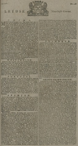 Leydse Courant 1728-10-25