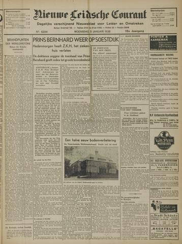 Nieuwe Leidsche Courant 1938-01-05