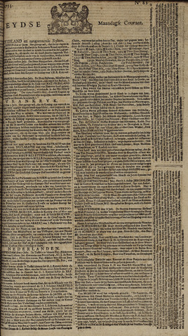 Leydse Courant 1753-07-09