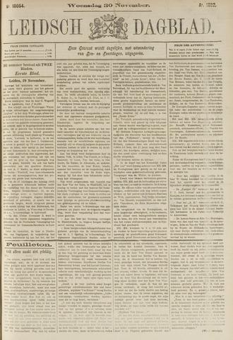Leidsch Dagblad 1892-11-30