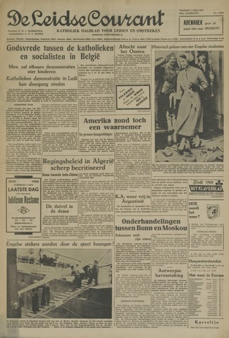 Leidse Courant 1955-07-01