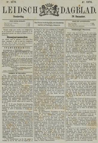 Leidsch Dagblad 1876-12-28
