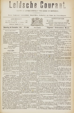 Leydse Courant 1889-12-28