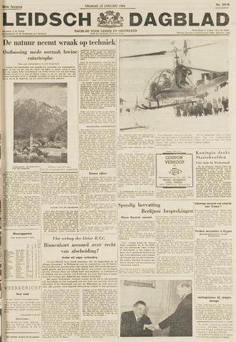 Leidsch Dagblad 1954-01-15