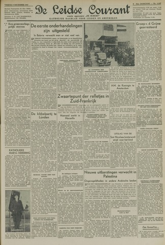 Leidse Courant 1947-12-05