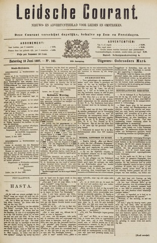 Leydse Courant 1887-06-18