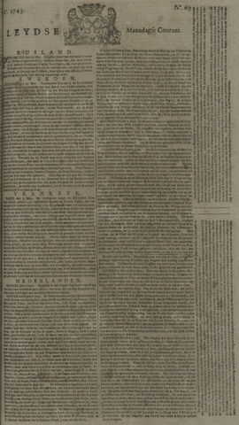 Leydse Courant 1743-06-10