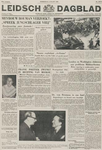 Leidsch Dagblad 1956-03-08