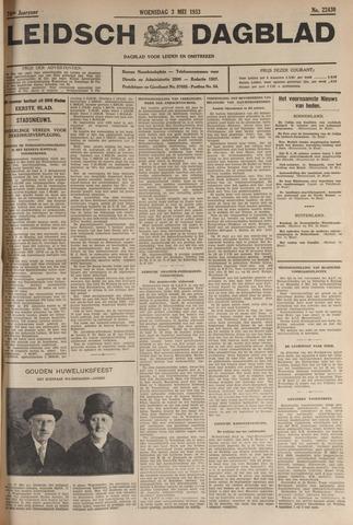 Leidsch Dagblad 1933-05-03