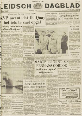 Leidsch Dagblad 1963-07-16