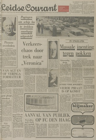 Leidse Courant 1973-04-09