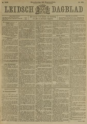 Leidsch Dagblad 1904-09-22