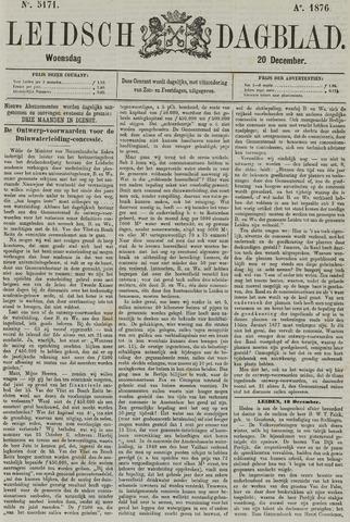 Leidsch Dagblad 1876-12-20