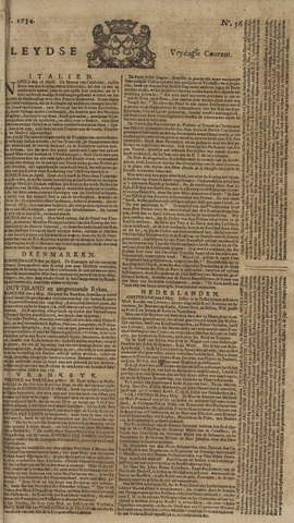 Leydse Courant 1754-05-10