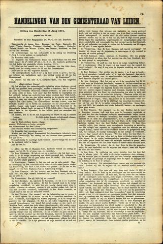 Handelingen van de Raad 1871-07-15