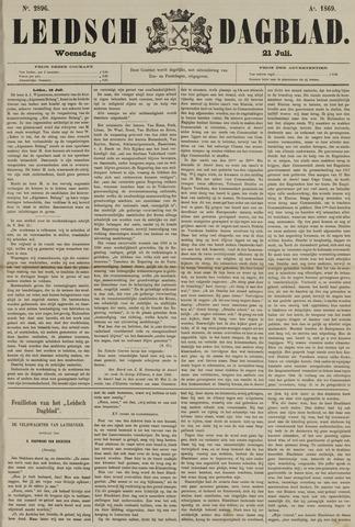 Leidsch Dagblad 1869-07-21