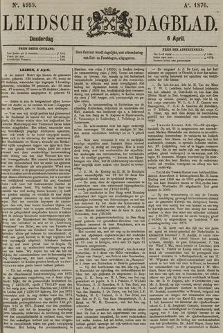 Leidsch Dagblad 1876-04-06