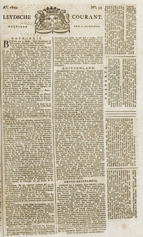 Leydse Courant 1825-08-10