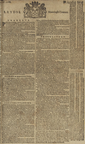 Leydse Courant 1766-02-03