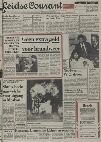 Leidse Courant 1985-11-06