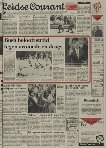 Leidse Courant 1989-01-21