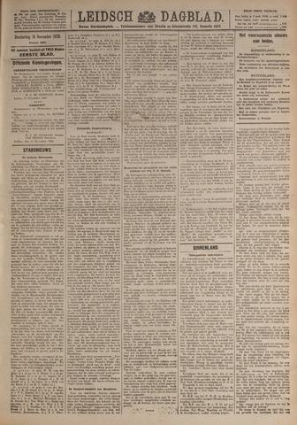 Leidsch Dagblad 1920-11-18