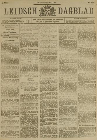 Leidsch Dagblad 1904-07-27