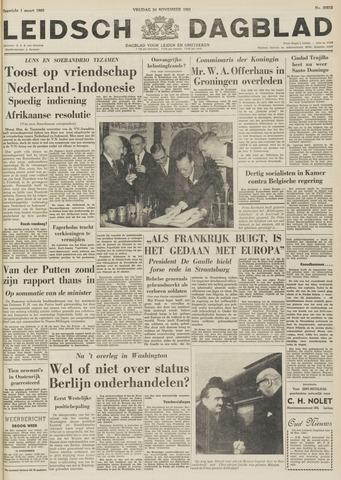 Leidsch Dagblad 1961-11-24
