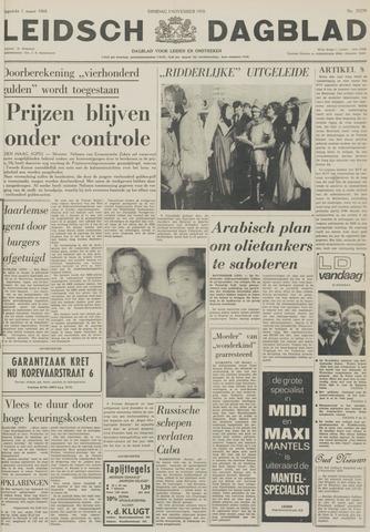 Leidsch Dagblad 1970-11-03