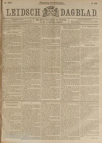 Leidsch Dagblad 1902-02-10