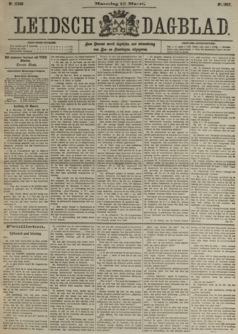 Leidsch Dagblad 1897-03-15