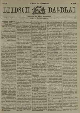 Leidsch Dagblad 1909-08-27