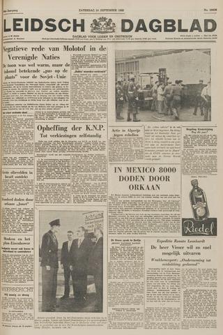 Leidsch Dagblad 1955-09-24