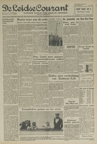 Leidse Courant 1954-05-12