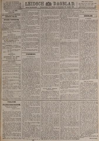 Leidsch Dagblad 1920-07-01