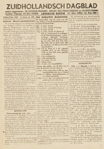 Zuidhollandsch Dagblad 1944-12-08
