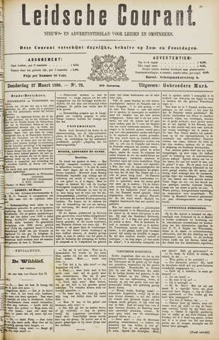 Leydse Courant 1890-03-27