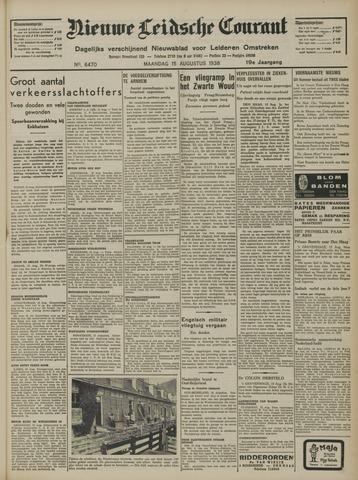 Nieuwe Leidsche Courant 1938-08-15